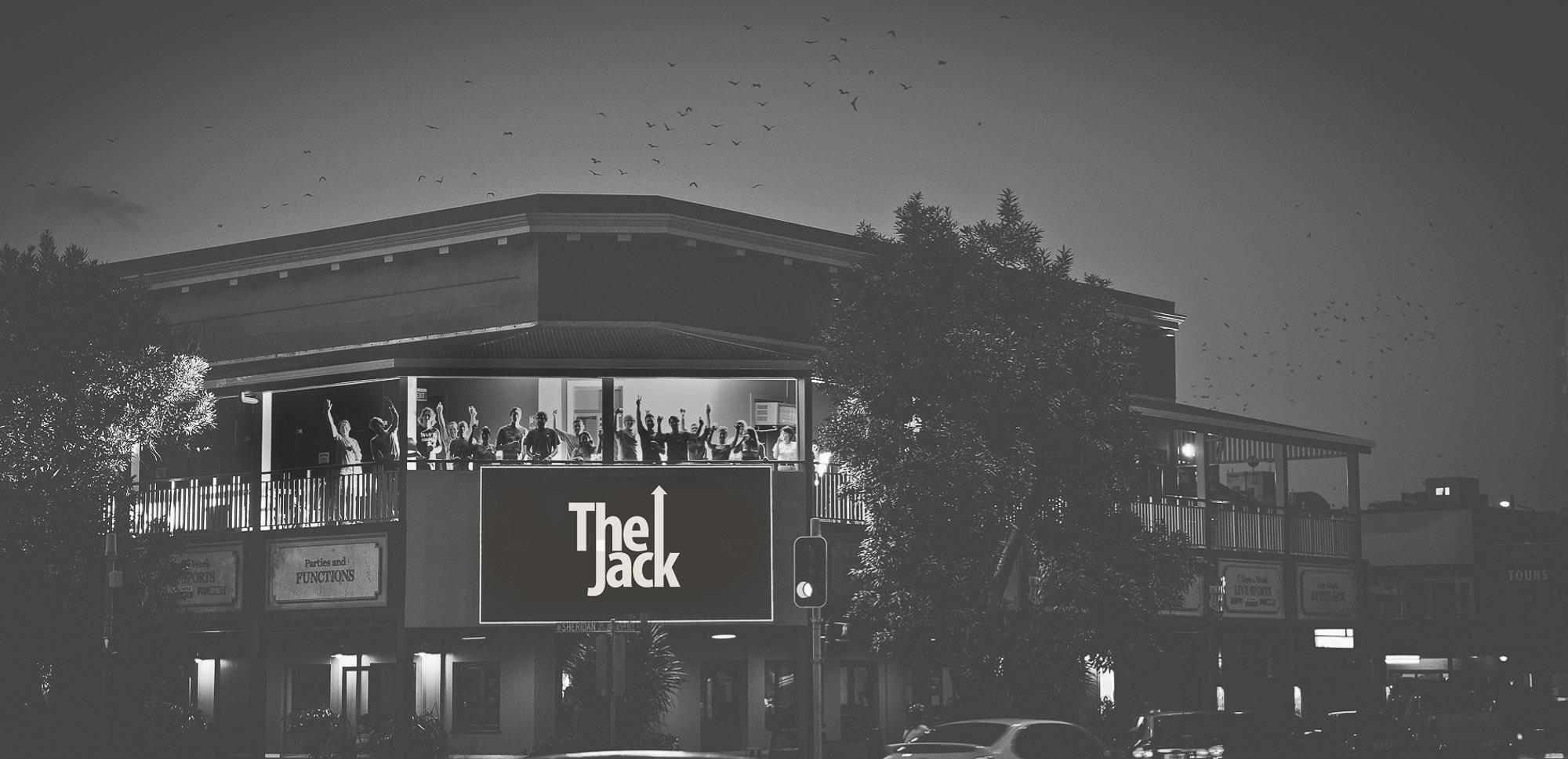 The Jack Cairns Food Restaurant Photo Shoot-