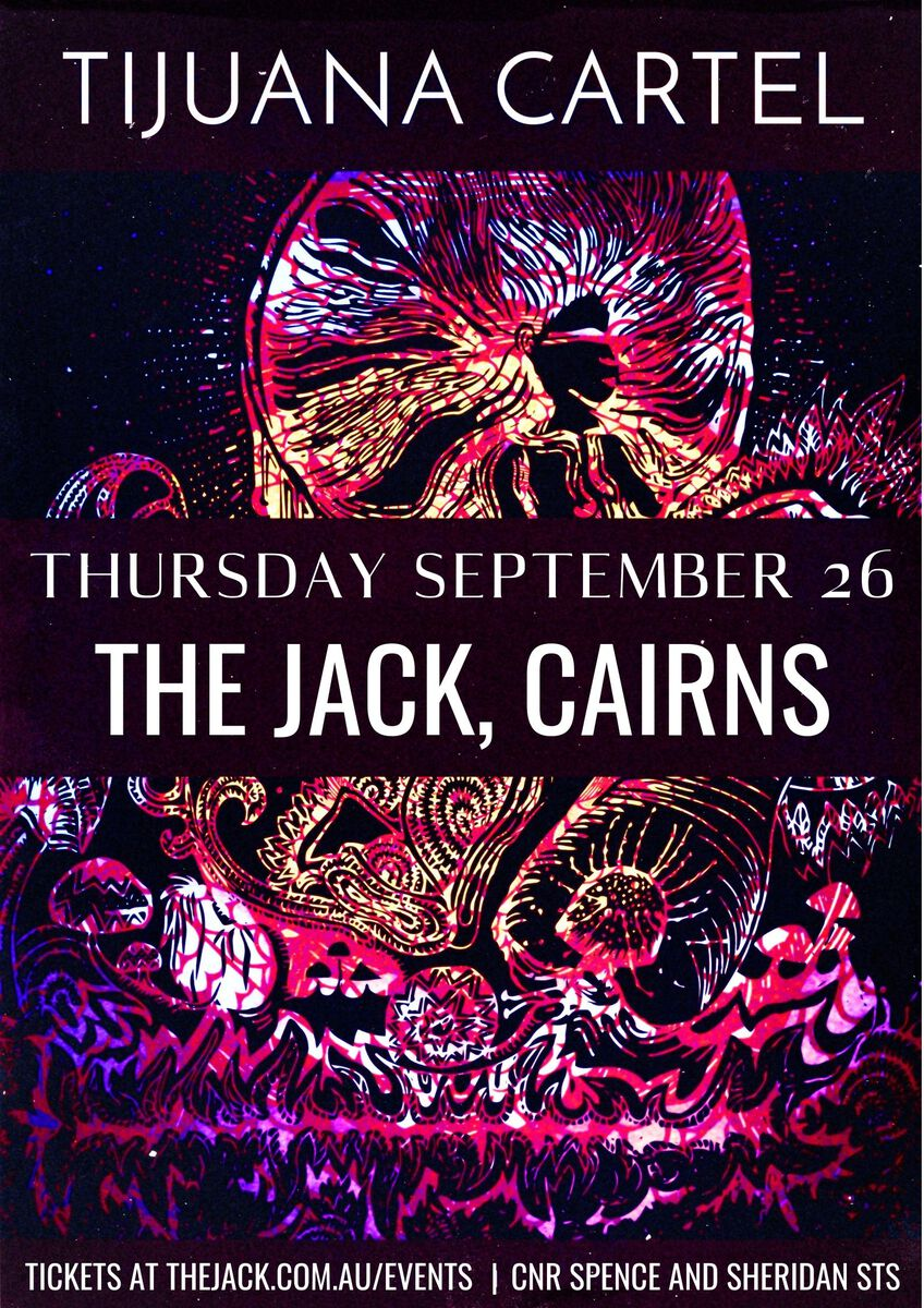 Live Music & Events Cairns | The Jack Cairns
